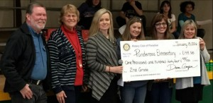 Mini Grant Presentation to Ponderosa jan 15-16